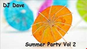 DJ Dave   Summer Party Vol 2