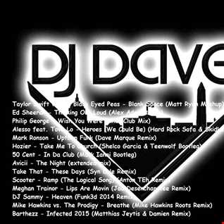 DJ Dave   In The Mix January 2015