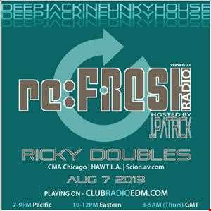 re:FRESH Radio EP 006 feat Ricky Doubles