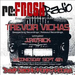 reFRESH Radio EP 008 feat Trevor Vichas Deepjacking | Robsoul Recordings
