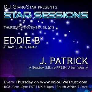 Mix for Star Sessions Radio Show