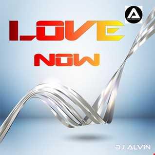DJ Alvin - Love Now