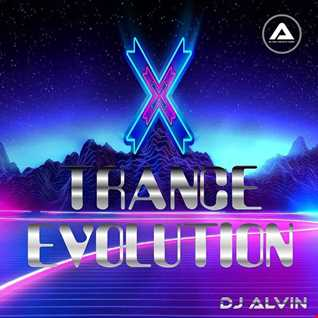 DJ Alvin - Trance Evolution