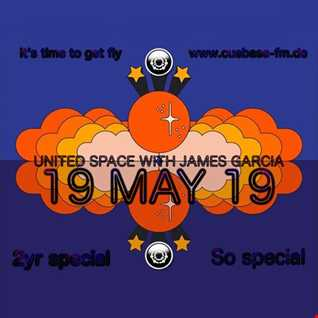 United Space 2019-05-19 James Garcia 2yr Special