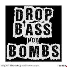 DJ 4REAL .. TURNTABLE TERRORISM ..  D+B BOMB DROP