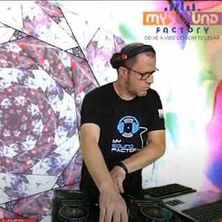 LIVE Mysoundfactory Tribal Techno mixed by Dj El Loco 06-09-20