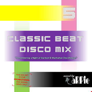 aRPie - Classic beaT Disco Mix #5