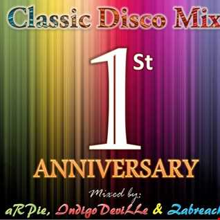 Classic Disco Mix 1st Anniversary Party