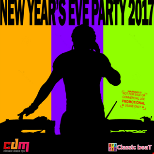 Classic Disco Mix New Year's Eve Party 2017