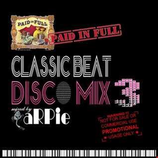 aRPie - Classic beaT Disco Mix #3