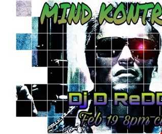 MIND KONTROLL VOL. 9 U CANT RUN R HIDE