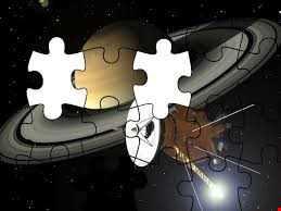 Cassini Hidden Reality   radar