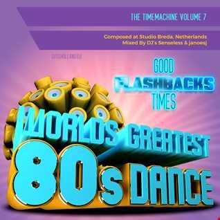 The Timemachine Volume 7 80's Dance