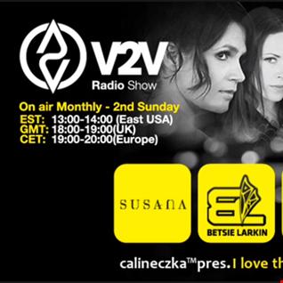 calineczka™pres.VA trance vocal  (i love these girls) V2V radio show by Ana Criado