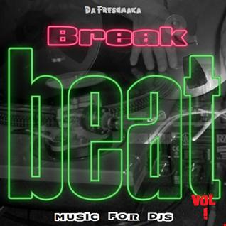 Breakbeat Music For DJs Vol.1