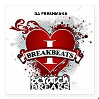 I Love Breakbeats #1 [Scratch Breaks]