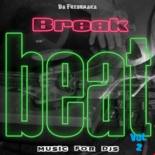 Breakbeat Music For DJs Vol.2