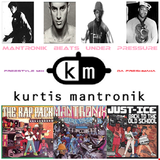 Mantronik Beats Under Pressure [freestyle mix]