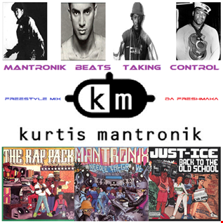 Mantronik Beats Taking Control [freestyle mix]