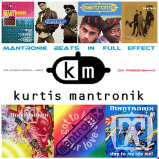 Mantronik Beats In Full Effect [olskool electro mix #3]