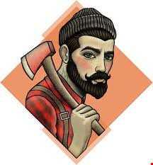 Sinobe   Lumberjack
