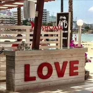 Donna Love- Ibiza July '13 - Ushuaïa pre-parties