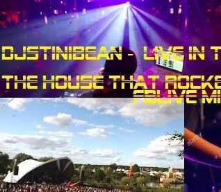 DJStinibean - live in the mix - the house that rocked - FBLive Mix-11-11 2016