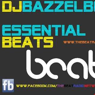 DJBazzelbean - Essential Beats 002 - The Beat Radio.NET -11-10-2014