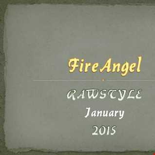 FireAngel   RAW January 2015