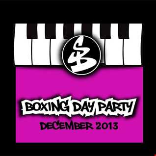 Ste Brown - Live @ Boxing Day House Party (Dec 2013)