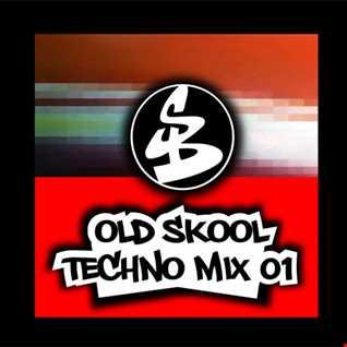 Ste Brown - Techno Mix - Volume 1 (Nov 2013)