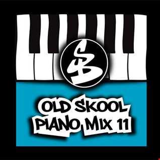 Ste Brown ~ Old Skool Piano Mix ~ Volume 11 (Aug 2020)