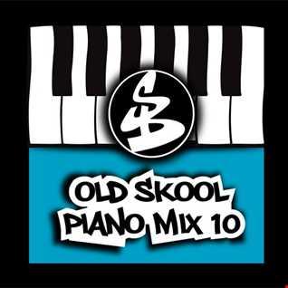 Ste Brown ~ Old Skool Piano Mix ~ Volume 10 (Apr 2018)