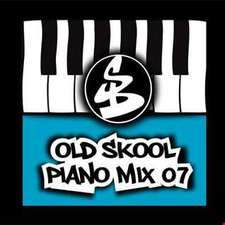 Ste Brown  - Old Skool Piano Studio Mix - Volume 7 (Dec 2015)