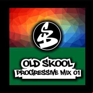 Ste Brown - Old Skool Progressive Mix - Volume 1 (Nov 2013)