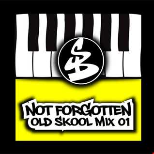 Ste Brown ~ Not Forgotten 1 Old Skool Piano Mix ~ April 2019