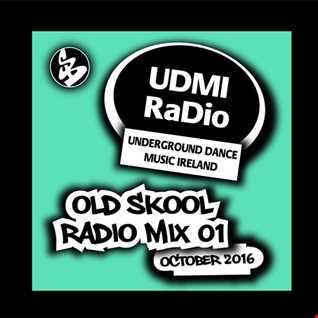 Ste Brown - UDMI Radio Guest Mix (Oct 2016)