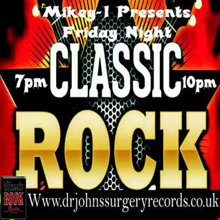 Friday rock show 25 1 19