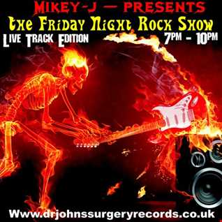Friday Night Rock Show Live Track Special 4 10 19