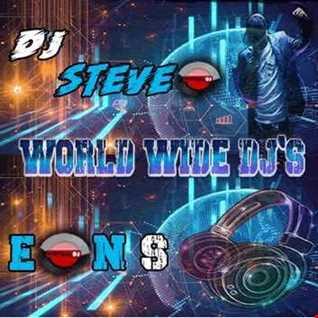 DJ Eons  Vs DJ SteveO  Back 2 Back Live Mix Virtual DJ Radio
