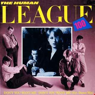 The Human League   Don't You Want Me (DJ Freddy Edit)