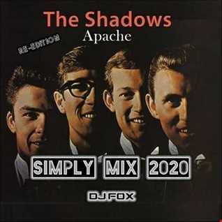 The SHADOWS  Appache (SIMPLY Mix RE EDITION 2020) DJ F0X