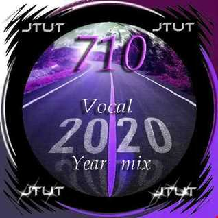 Journeys Through Uplifting Trance 710 : Vocal 2020