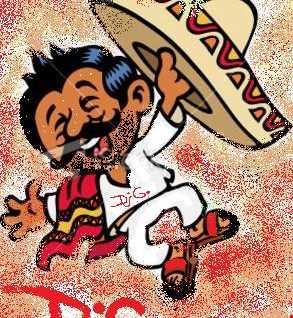 DJ Guerro's   Las Brujas Go Berzerk Jump Around (Cumbia Rap MiniMix) 98