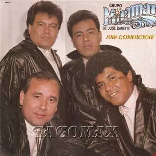 DJ Guerro's   Grupo Miramar MiniMix (Bolito Romantico) (110)