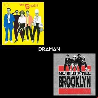 Rock Lobster in Brooklyn (DRA' man Mashup)   B 52's vs Beastie Boys