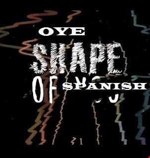 DJ Guy's Oye Shape Of Spanish (Oye Mi Canto Mashup) (96)