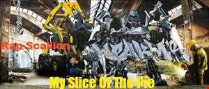 Rap Scallion   My Slice Of The Pie..