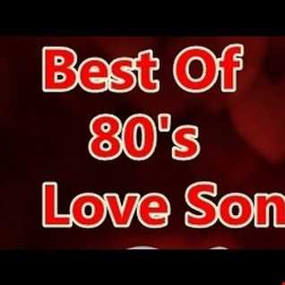 Back to 80's love songs mix