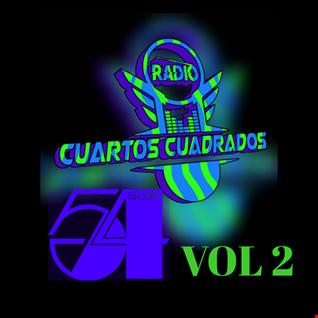 STUDIO 54 VOL 2 RADIO CUARTOS CUADRADOS  HOUSE MIXES